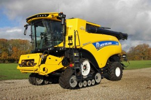 New Holland CR9.90ST Combine