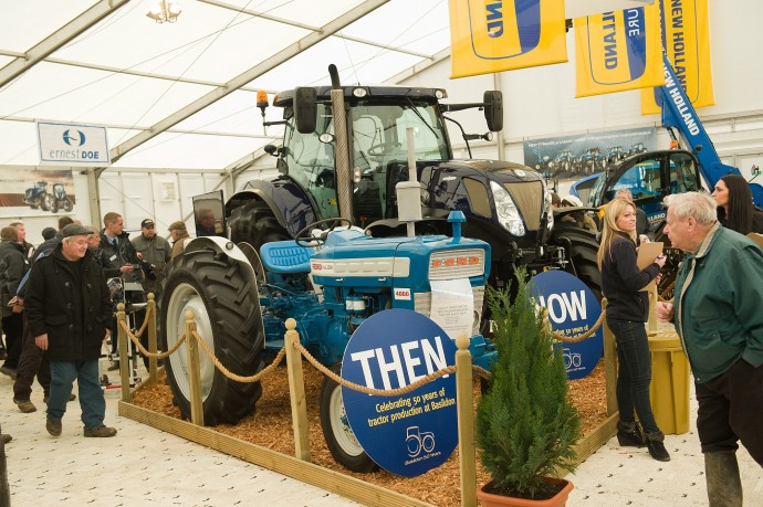 50 years tractor production at Basildon