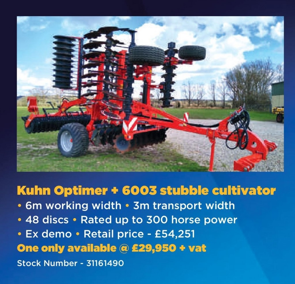 April used offers Kuhn