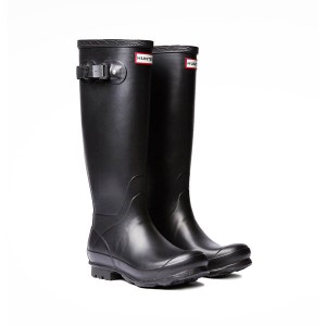 Hunter Norris Field Boot Black
