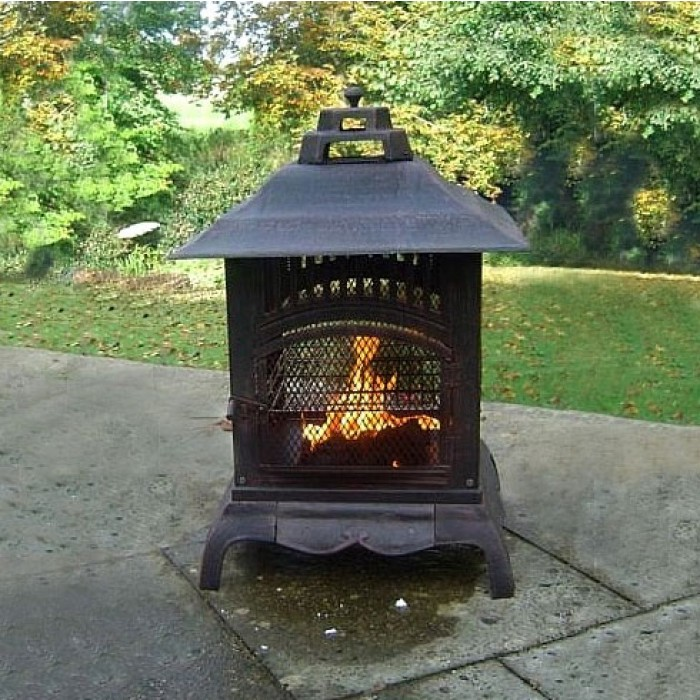Lifestyle Harlin Fire Pit