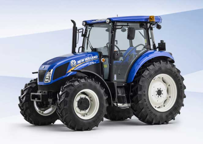New Holland TD5 Tier 4A