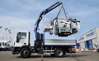 Lorry Loader Lift PM