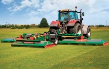 Wessex Proline RMX triple mower