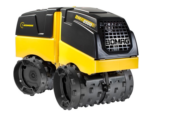 Bomag BMP8500 multi-purpose compactor