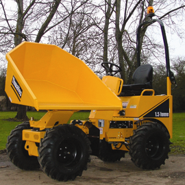 Thwaites-1.5-tonne-powerswivel-hydrostatic