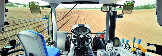 Gps Rtk Satellite Guidance Systems For Agricultural