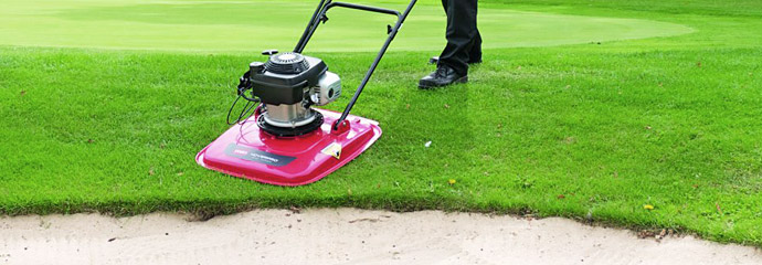 Speciality Mowers - Garden Machinery