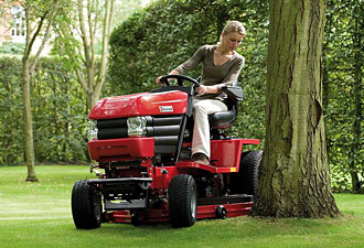 Westwood ride on mowers