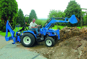 Groundcare - New Holland - TZ, Boomer 2000 and Boomer 3000