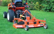 Countryline FM finishing mower
