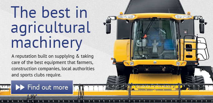 The best in agriculture machinery
