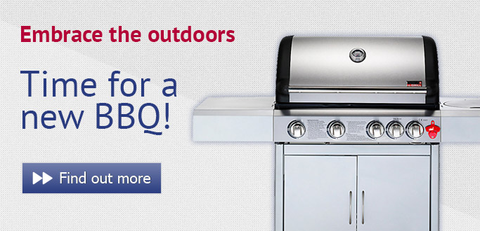 Time for a new BBQ!