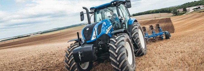 New Holland T6 - Tier 4B | Ernest Doe