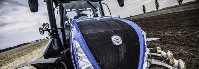 New Holland T7 Heavy Duty | Ernest Doe