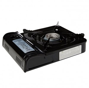 Yellowstone Portable Gas Stove GA004 – Black
